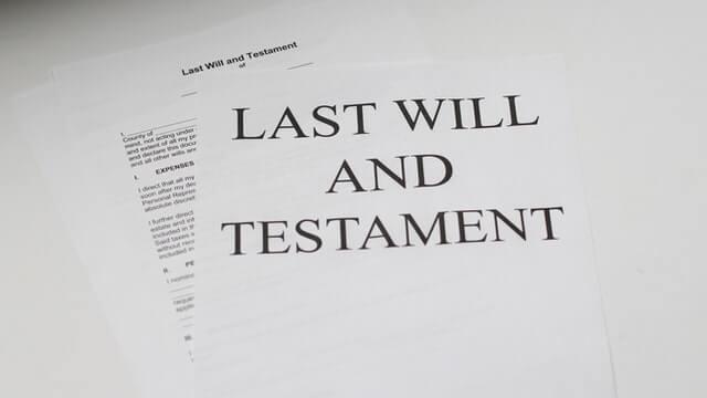 Last Will and Testament – Still Useful?